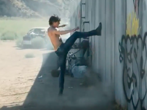"Sergei Polunin Promotes Peace, Love, and Acceptance in The New Diesel Ad Campaign ""Higher Love"""