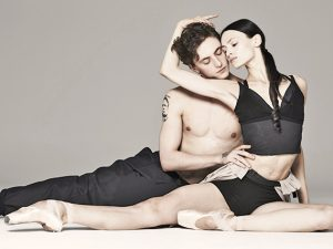 "Sergei Polunin / Сергей полунин ""Entrelacé"" …passion intertwined."