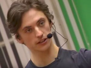 A Really Great Thing Sergei Polunin Is Doing For Hearing Impaired Russian Kids