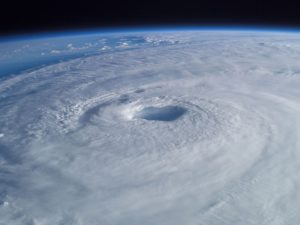 Whilst In The Eye Of A Hurricane